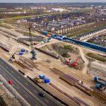 Werkzaamheden verbreding Hogering Almere